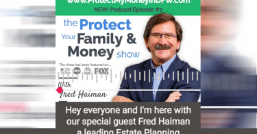 EPISODE #2 - Fred Haiman - Will Nursing Home Fees Bleed You Dry